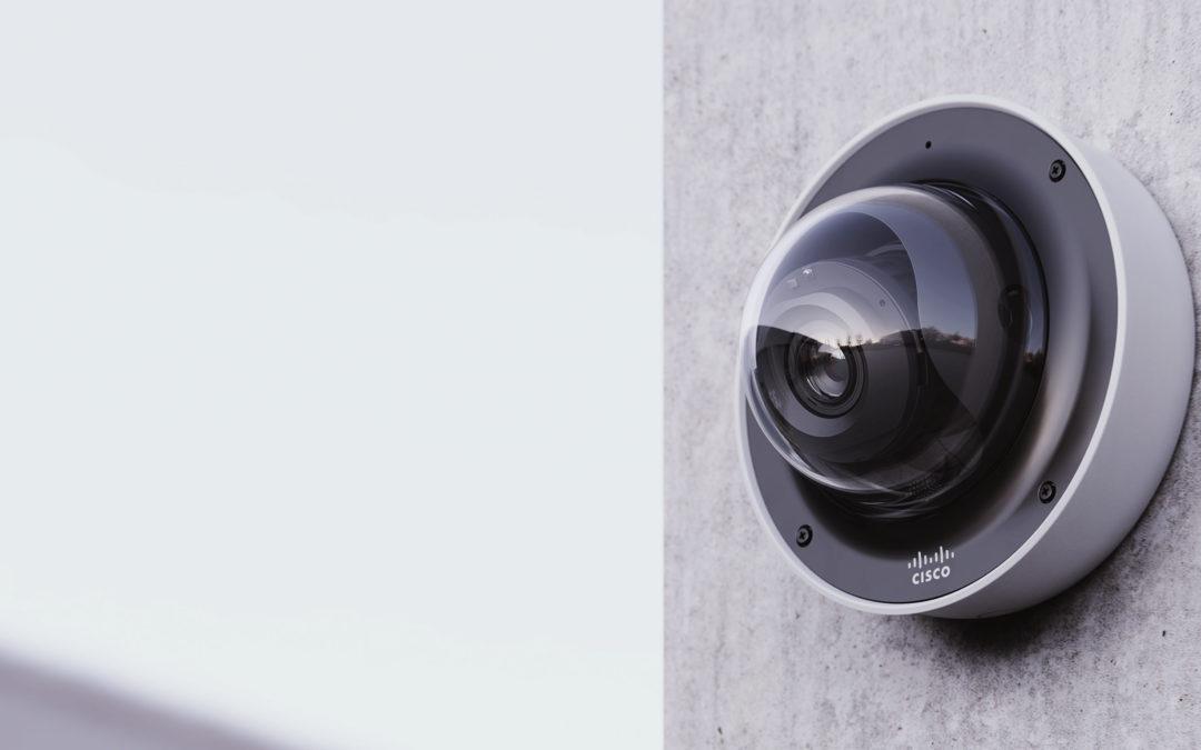 « Smart cameras » : De la sécurité à l'IoT.
