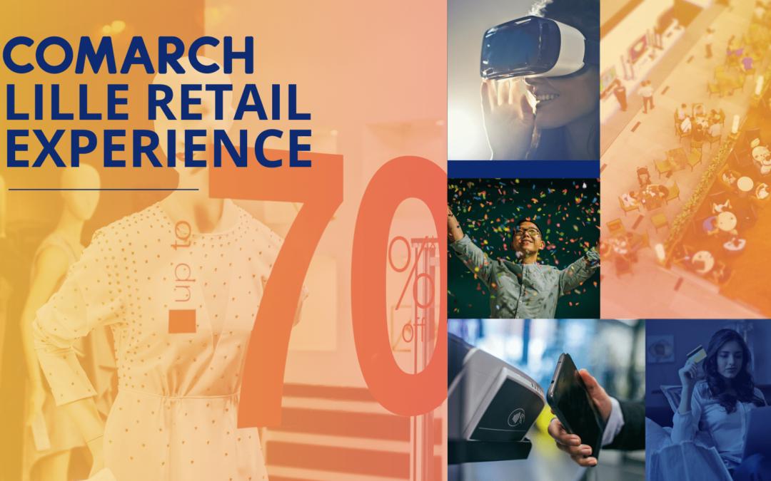 Zenconnect, partenaire du Comarch Lille Retail Experience 2018