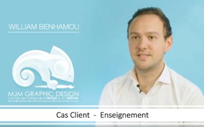 Vidéo témoignage client : MJM GRAPHIC DESIGN