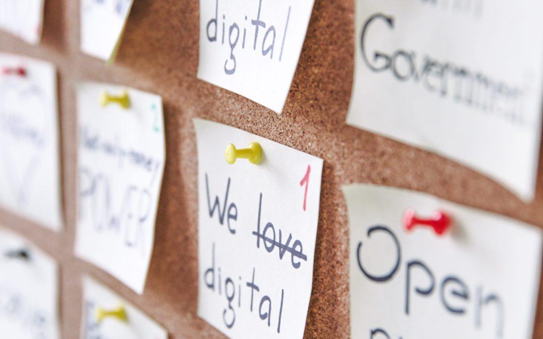 Digitalisation : technologies et usages