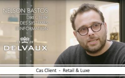 Vidéo témoignage client : Maison DELVAUX