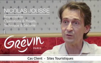 Vidéo témoignage client : GREVIN