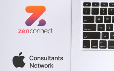 Renouvellement de notre certification Apple Consultant