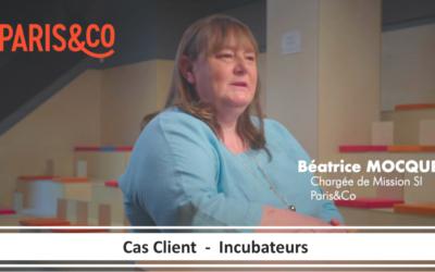 Vidéo témoignage client : Paris&Co